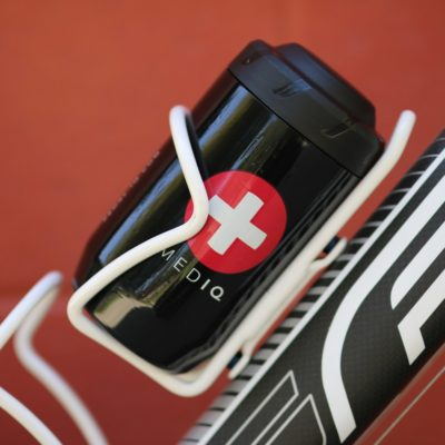 First aid kit for cyclists - MED IQ by PEDAL IQ